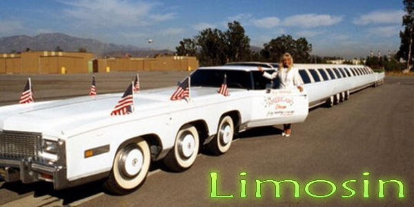 Sejarah Penemu Mobil Limosin